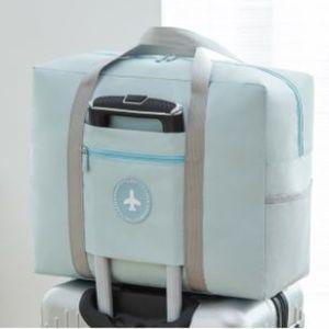 Handbags - NEW Oxford Cloth Travel Luggage Bag (Blue)